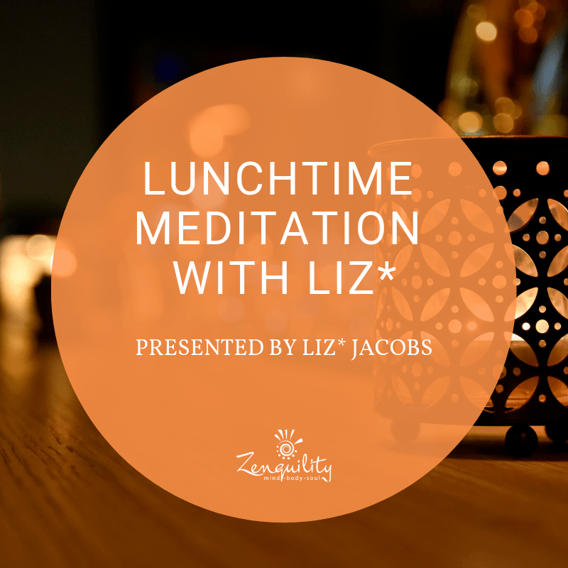 Lunchtime Meditation with Liz