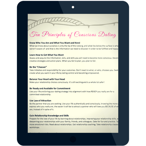 Ten Principles of Conscious Dating thumbnail